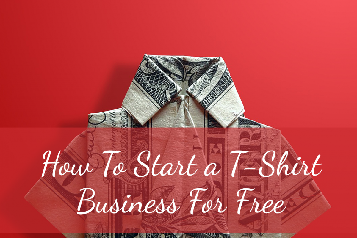 Start T-Shirt Business For Free