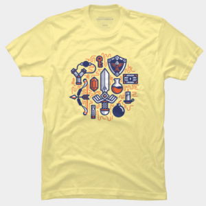 Zelda Essentials T-Shirt