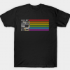 LGBT Star Wars Lightsaber T-Shirt